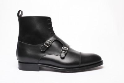 Rennan Boots box noir forme 229