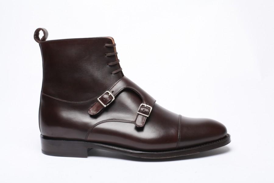 Rennan Boots chocolat forme 229