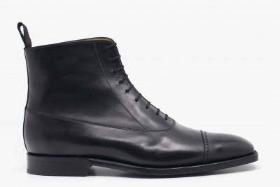 Marceau II Box noir forme 174