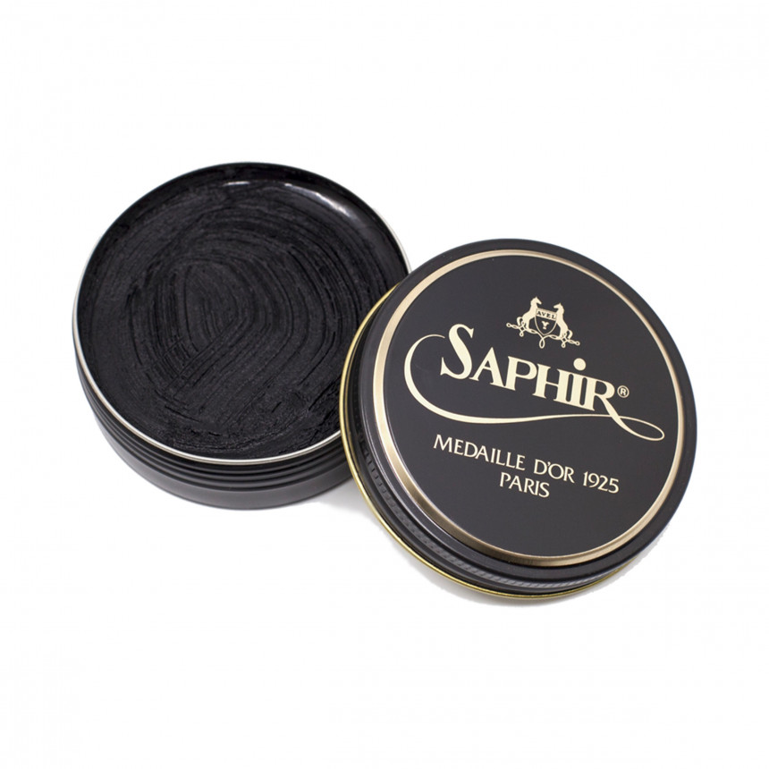 Black Wax Saphir
