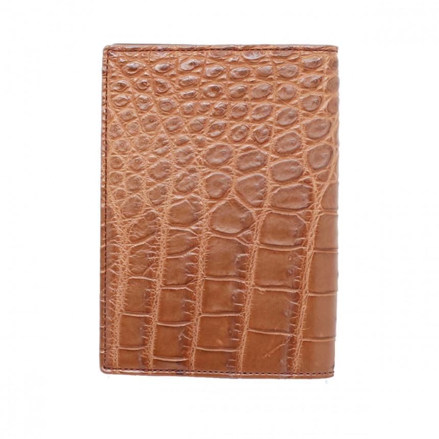 Croco Passport holder