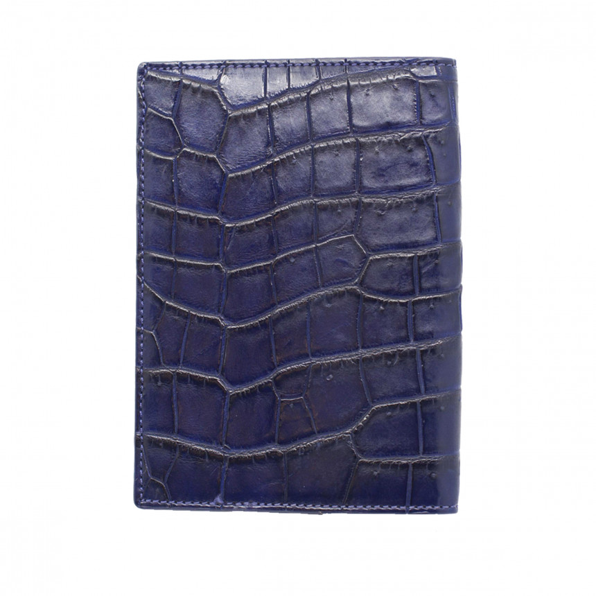 Croco Passport holder