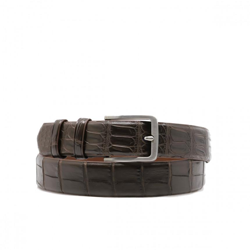 Classic belt Croco