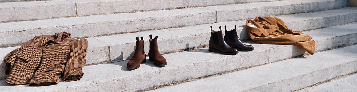 Men's boots | Septième Largeur