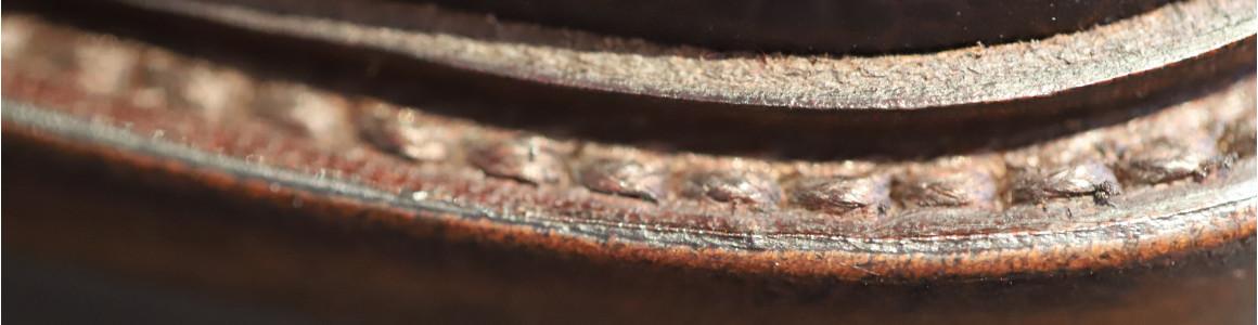 Shoe care for men's leather shoes | Septième Largeur