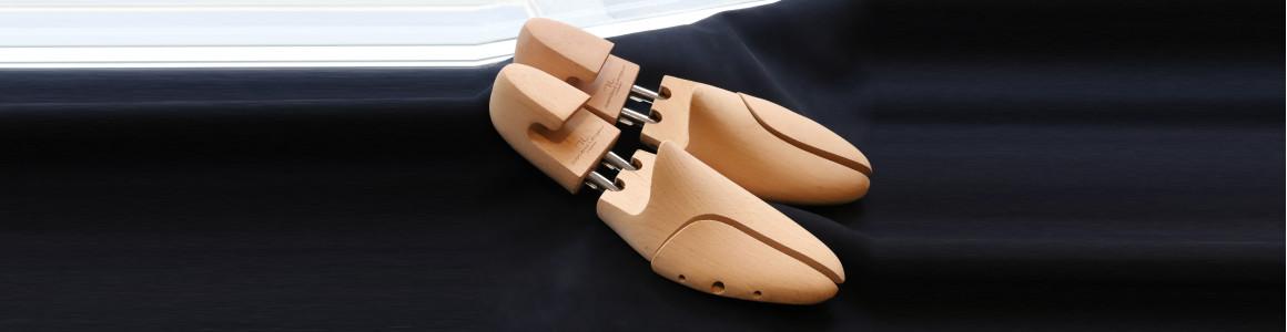 Embauchoirs en bois pour chaussures | Septième Largeur