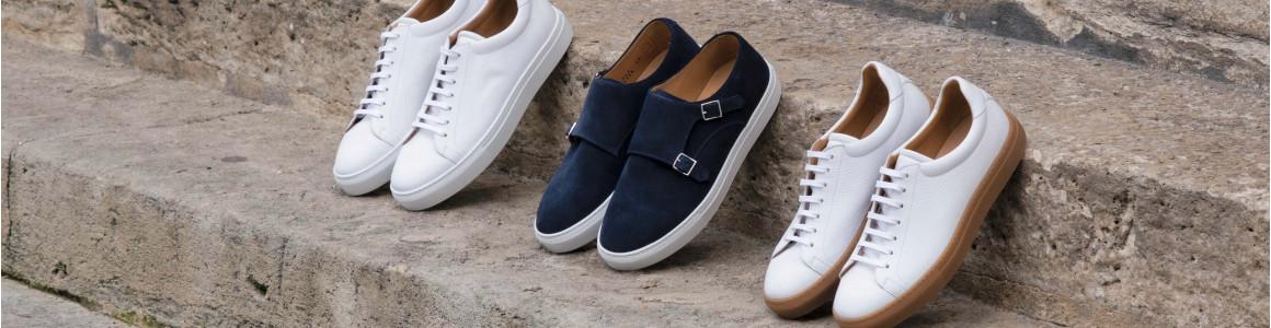 Chaussures casual pour homme | Septième Largeur